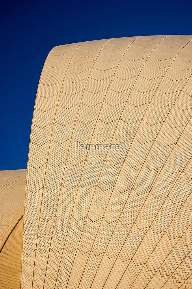 Sydney Opera House by llemmacs