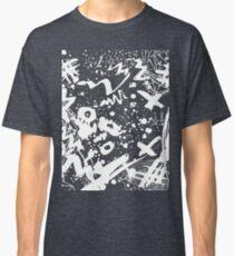 'Galaxy' Graphic Pop Art Classic T-Shirt