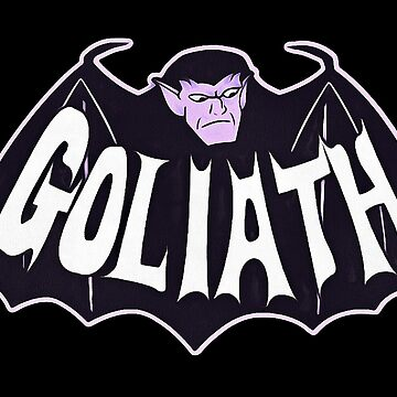 goliath by MichaelGrier
