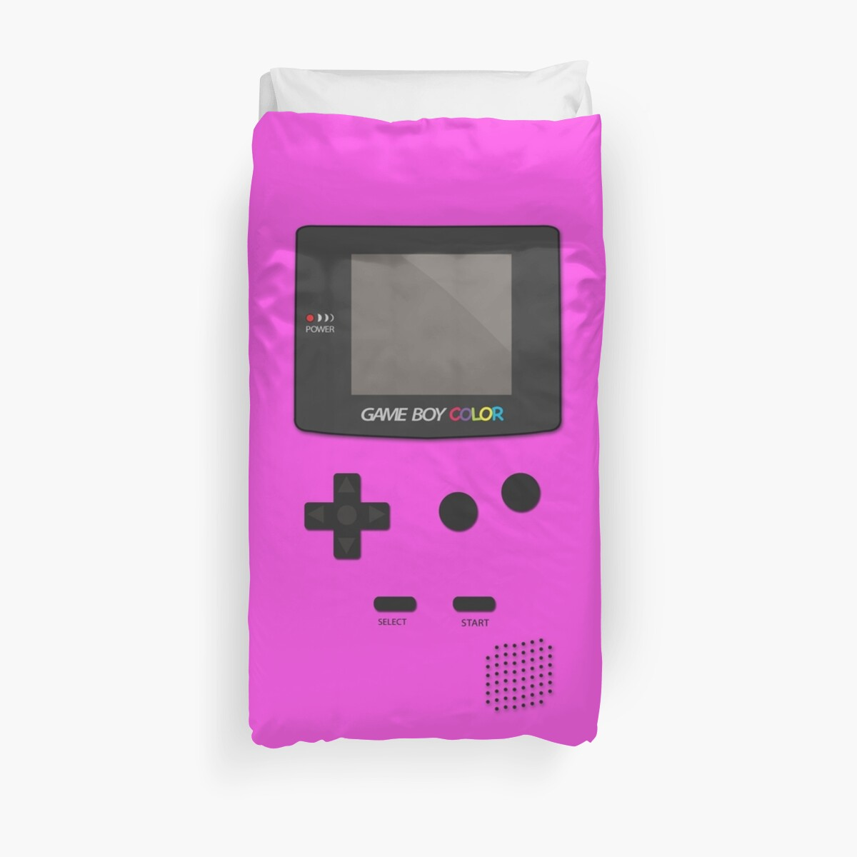 Bright  Video Game Boy Console by CroDesign