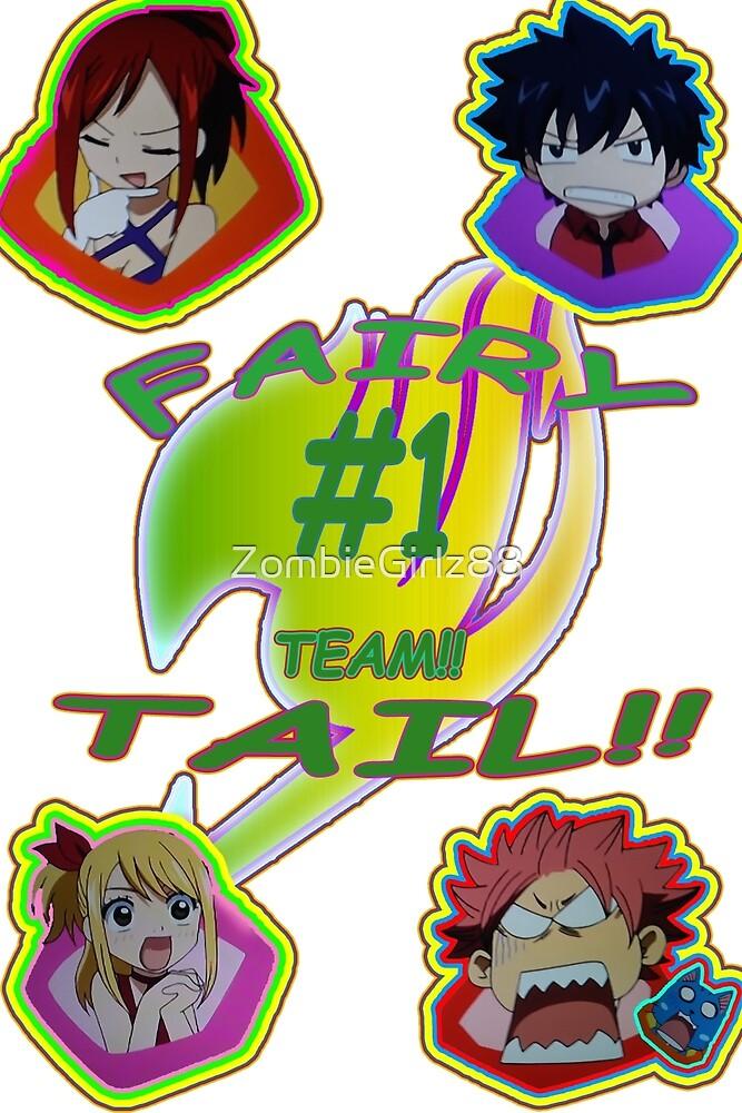 #1 Team FairyTail! by ZombieGirlz88