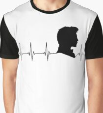 My Heart Beats for 11 Graphic T-Shirt