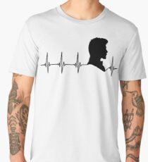 My Heart Beats for 11 Men's Premium T-Shirt