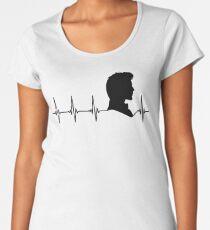 My Heart Beats for 11 Women's Premium T-Shirt