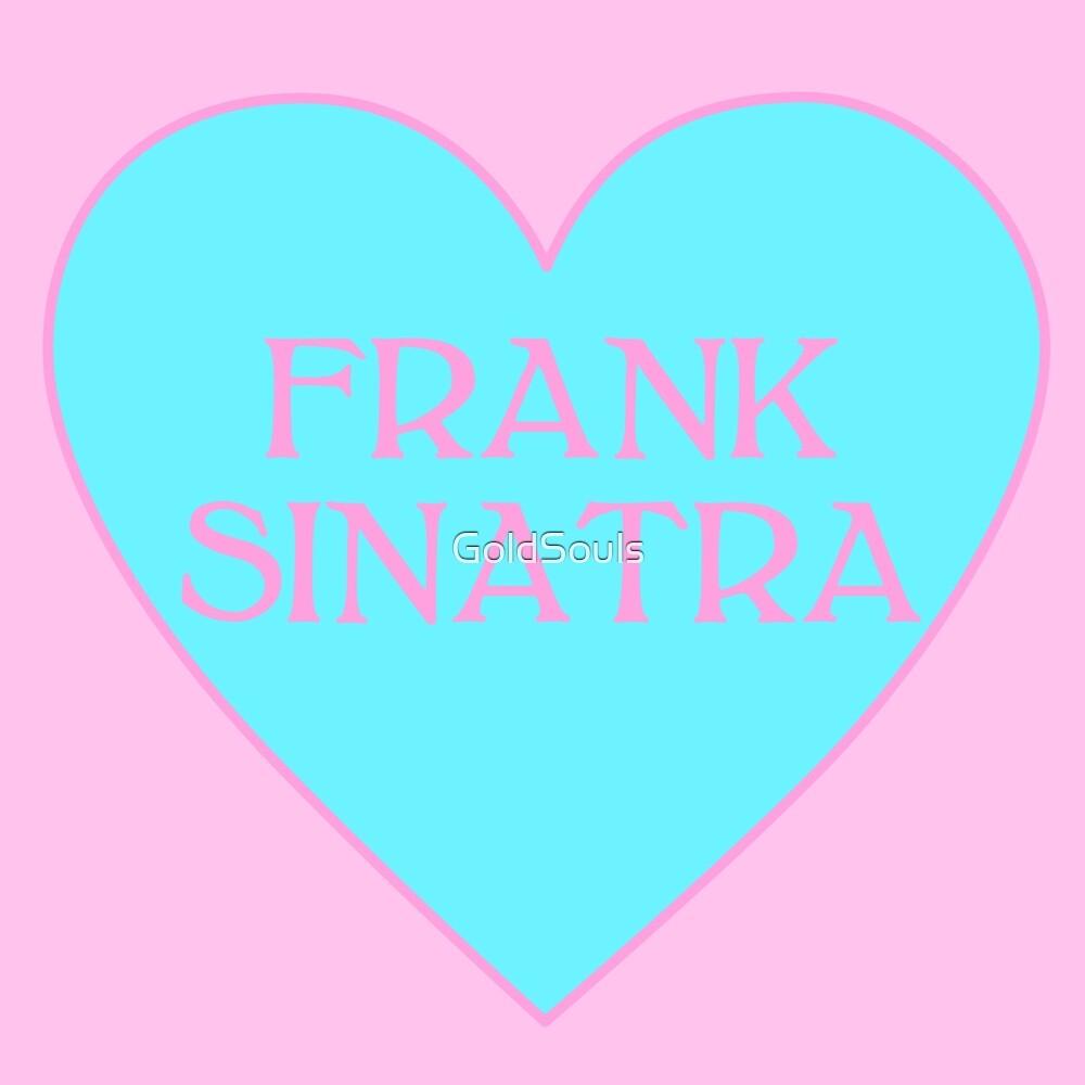 Frank Sinatra Heart by GoldSouls