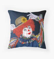 Clown joyeux Coussin