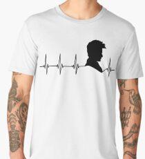 My Heart Beats for 10 Men's Premium T-Shirt