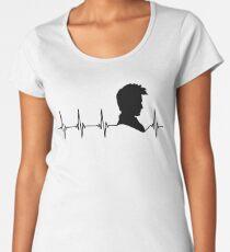 My Heart Beats for 10 Women's Premium T-Shirt