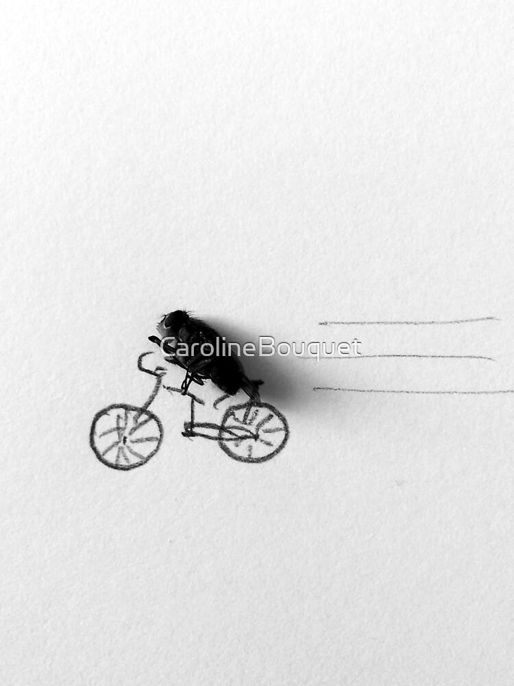 fly bike by CarolineBouquet