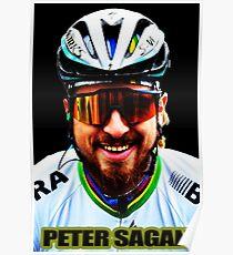 peter sagan Poster