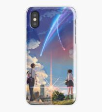 Kimi no Na wa (Your Name) Movie BEST RES iPhone Case/Skin