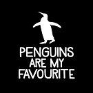 Penguins are my favourite by jazzydevil