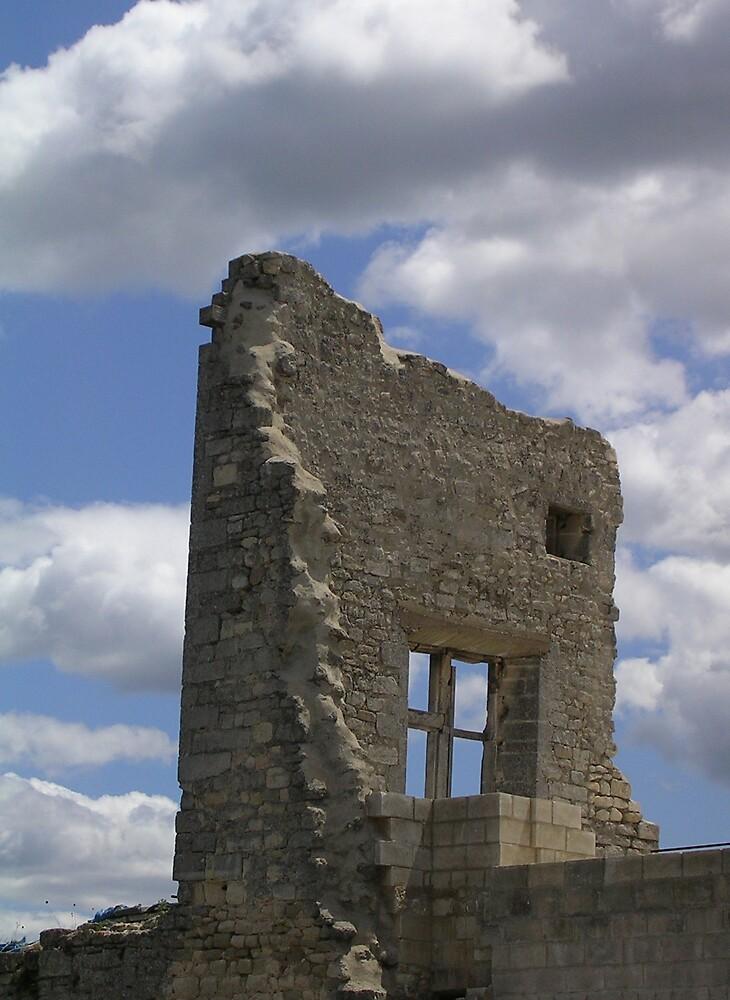 Sky Window by tunatya