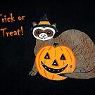 Trick or Treat! by Glenna Walker