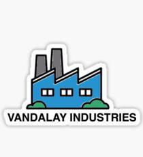 VANDALAY INDUSTRIES Sticker