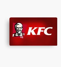 KFC Canvas Print