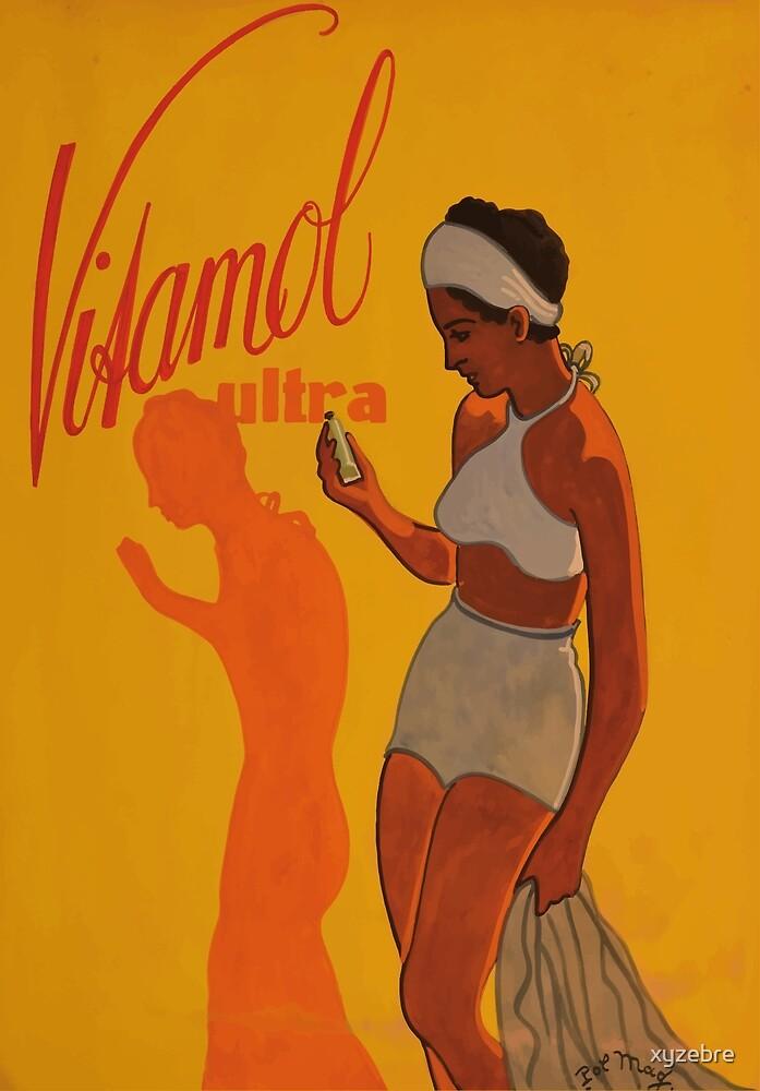 « Vitamol Ultra » par xyzebre