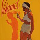 "« Vintage advertising poster ""Vitamol Ultra"" » par xyzebre"