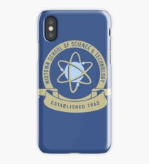 Midtown school of science and technology  iPhone Case/Skin