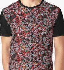 HAIDA KILLER WHALES Graphic T-Shirt
