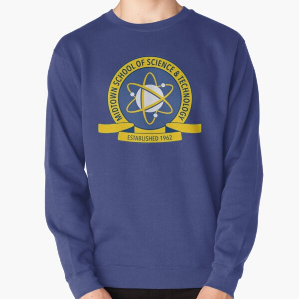 Midtown school of science and technology  Pullover Sweatshirt