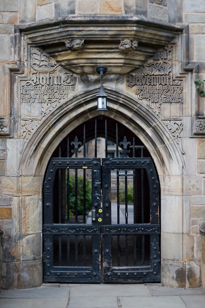 The Yale Project - Photo 3: Davenport Gate by PolarityPhoto