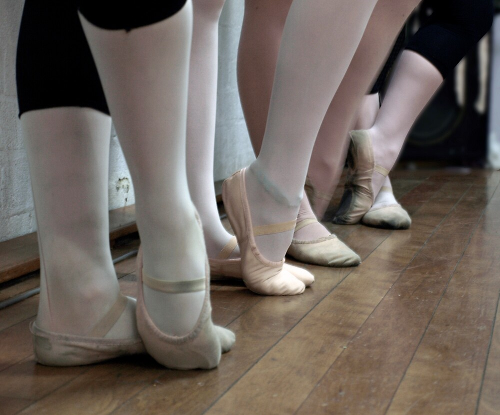ballet 2 by jadebarclay