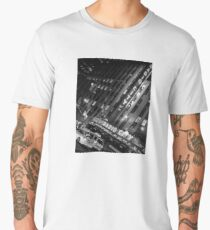 New York City- Radio City Music Hall Photo Men's Premium T-Shirt