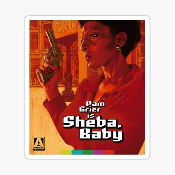 Sheba, Baby - Arrow Video Sticker