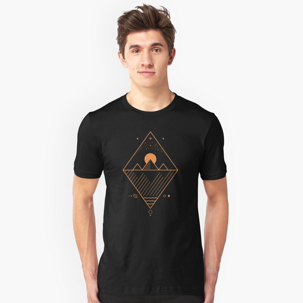Osiris Unisex T-Shirt Front