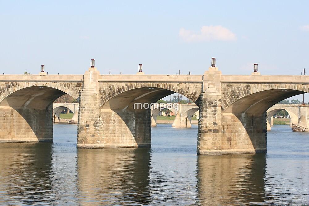 Bridge Reflections by mompaq