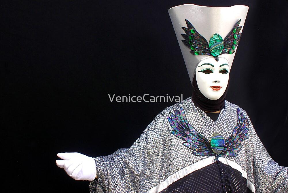 Pharaoh by VeniceCarnival