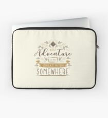 Beauty And The Beast Quote Laptop Sleeve