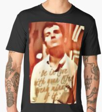Be in love with your life... Men's Premium T-Shirt