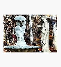 ~statuary~ Photographic Print