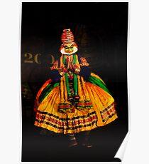 Kathakali Poster