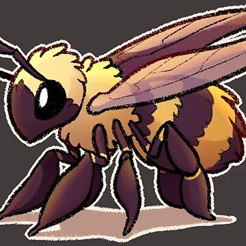 Cute Bee by Taiinty