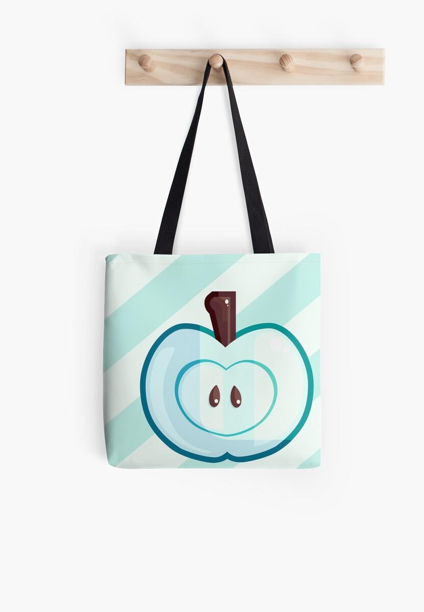 Turquoise Apple by Sophia Austin