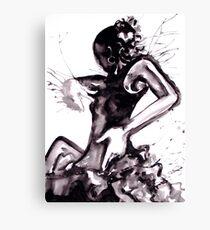 fLAMENCO sPLASH Canvas Print