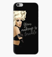 """""""Your makeup is terrible"""" Alaska Thvnderfvck 5000 quote iPhone Case"""