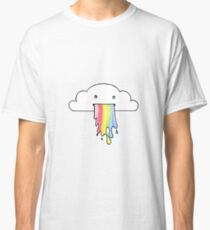 Rainbow Cloud Classic T-Shirt