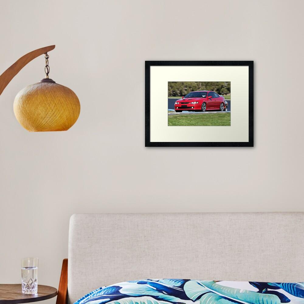 Monaro Framed Art Print
