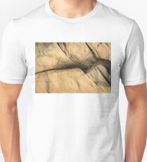 Life on Bare Rock - Wire Grass in the Cracks T-Shirt