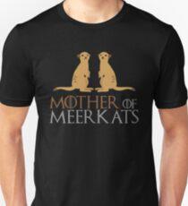 Mother of Meerkats Slim Fit T-Shirt