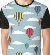 Colorful hot air balloons Graphic T-Shirt