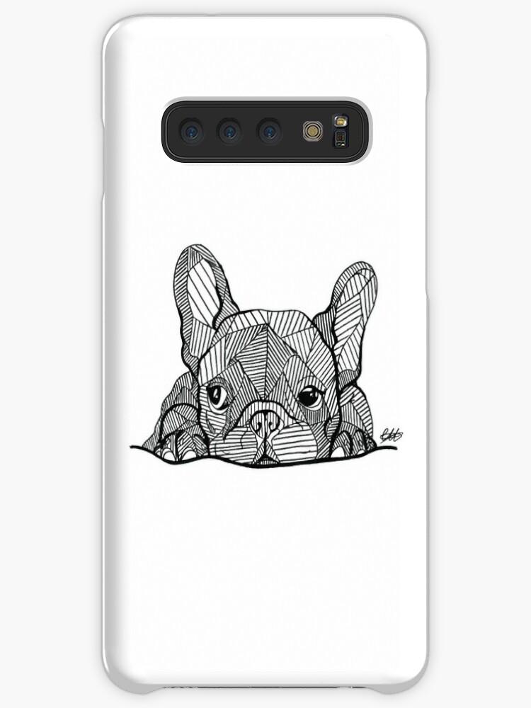 «Cachorro de Bulldog Francés» de georgieartist