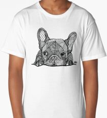 French Bulldog Puppy Long T-Shirt