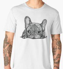 French Bulldog Puppy Men's Premium T-Shirt