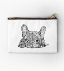 French Bulldog Puppy Studio Pouch