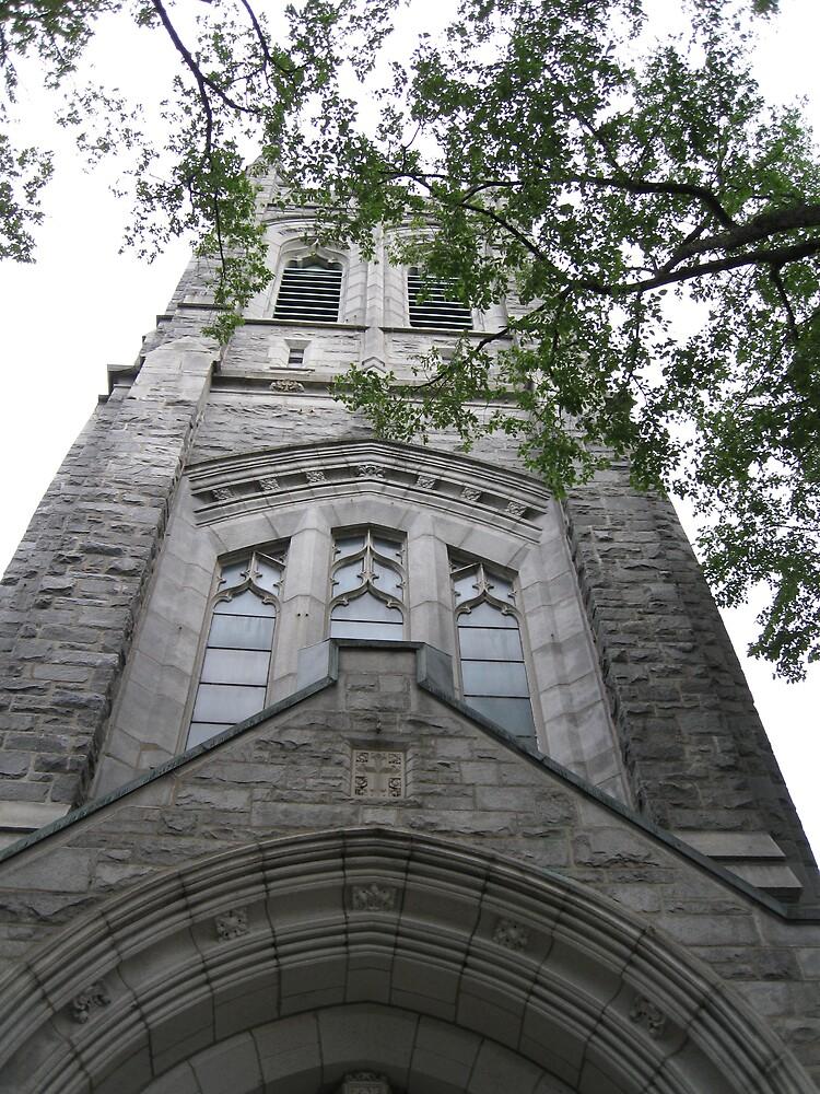 St. Dominique dominating by Ron Ricciardi